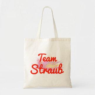 Team Straub Tote Bag