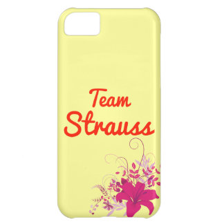 Team Strauss Cover For iPhone 5C