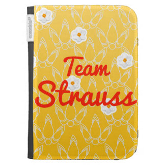 Team Strauss Kindle 3G Covers