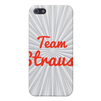 Team Strauss Cover For iPhone 5