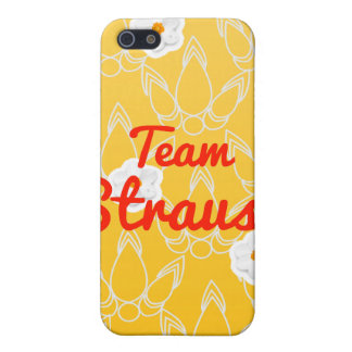 Team Strauss Covers For iPhone 5