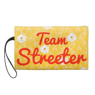 Team Streeter Wristlet Clutch