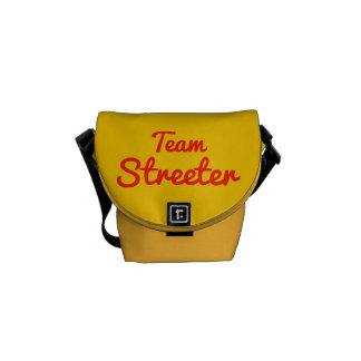Team Streeter Messenger Bags