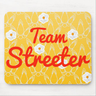 Team Streeter Mouse Pad