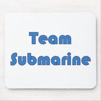 Team Submarine Mouse Pad