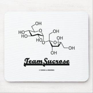 Team Sucrose (Sucrose Chemical Molecule) Mouse Pads