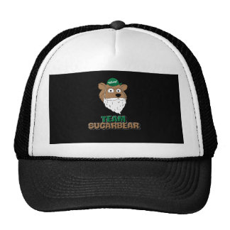 Team SugarBear Hat Black