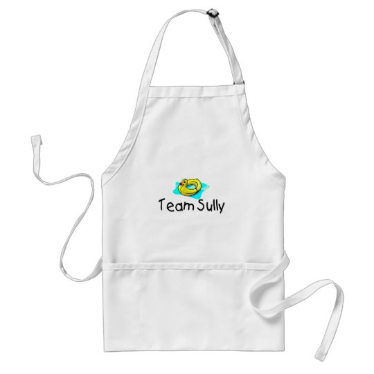 Team Sully Duck Adult Apron