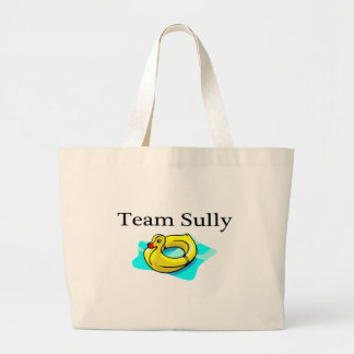 Team Sully (Duck) Tote Bags