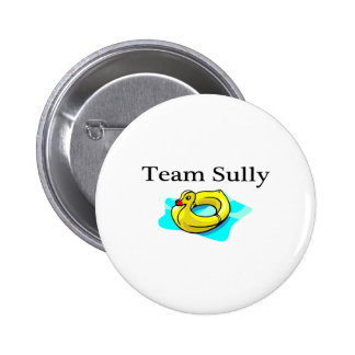 Team Sully (Duck) Button