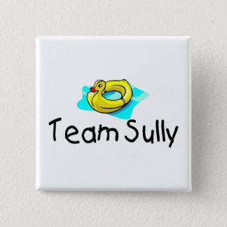 Team Sully Duck Button