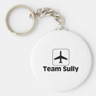 Team Sully Keychain