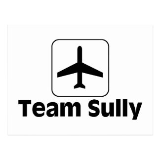 Team Sully Postcard