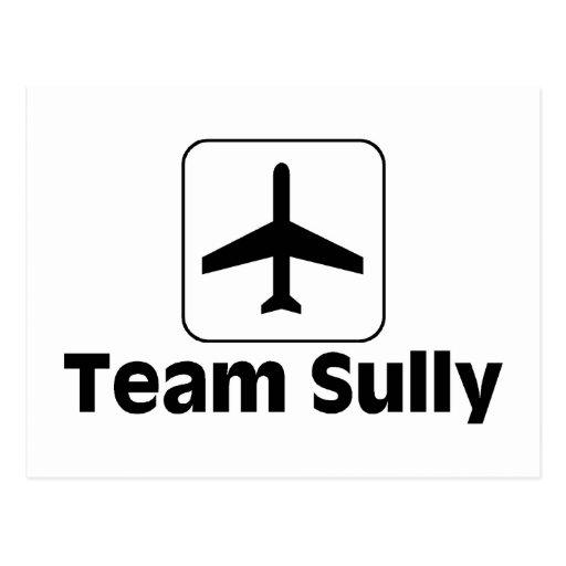 Team Sully Postcards