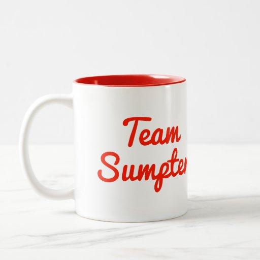 Team Sumpter Mugs