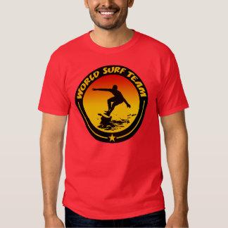 TEAM surfing T Shirt