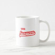 Team Surgeon Classic White Coffee Mug