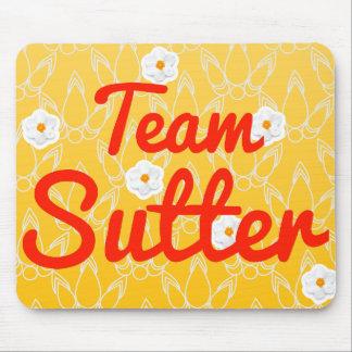 Team Sutter Mousepad