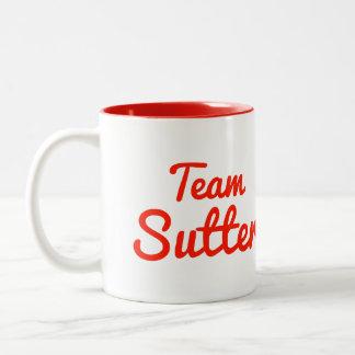 Team Sutter Mug