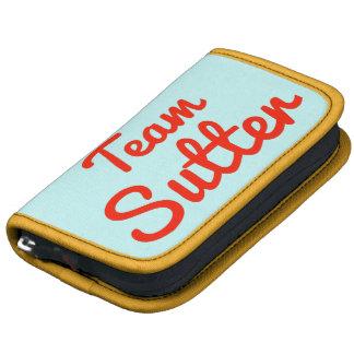 Team Sutter Folio Planners