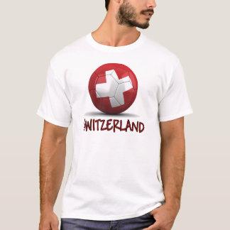 Team Switzerland FIFA World Cup Soccer gear T-Shirt