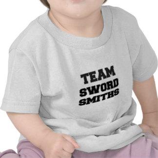 Team Sword Smiths Tshirts