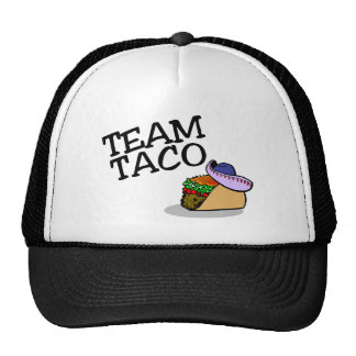 Team Taco Taco Trucker Hat