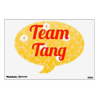 Team Tang Wall Graphic