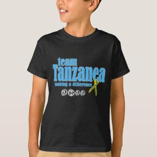 Team Tanzanea Walk 2011 TWO T-Shirt
