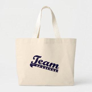 Team Tattooed Tote Bags