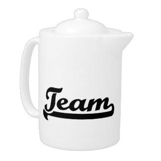 Team Teapot