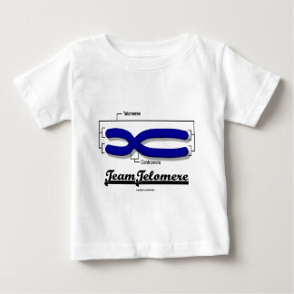 Team Telomere (Biology Humor) Baby T-Shirt