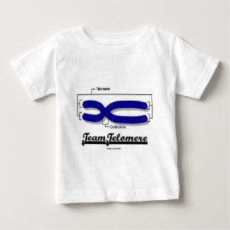 Team Telomere (Biology Humor) Baby T-Shirt