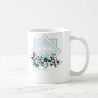 Team Terror Mountain Group Coffee Mug