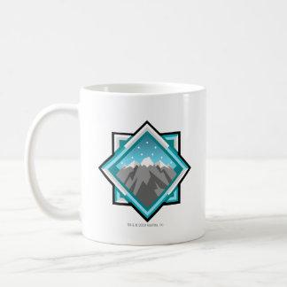 Team Terror Mountain Logo Classic White Coffee Mug