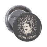 Team Tesla Button