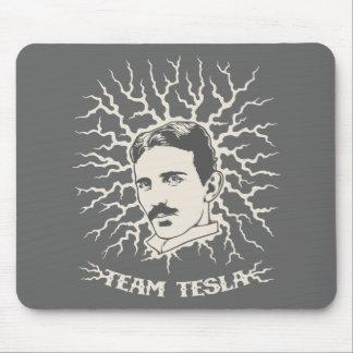 Team Tesla Mousepads