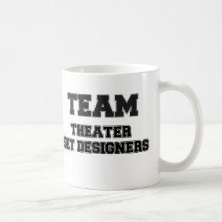 Team Theater Set Designers Coffee Mugs
