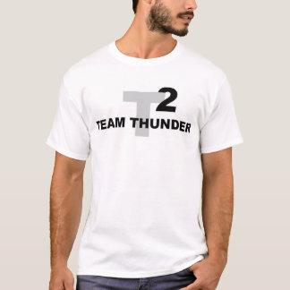Team Thunder Jersey - Mr Johnson T-Shirt