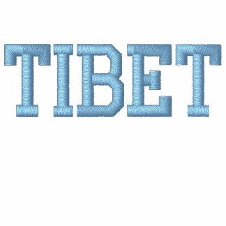 Team Tibet American Apparel Fleece Zip Hoodie