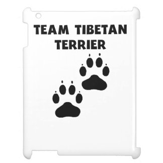 Team Tibetan Terrier Cover For The iPad