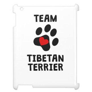 Team Tibetan Terrier iPad Case