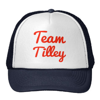 Team Tilley Trucker Hat