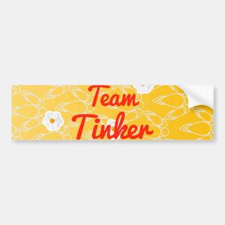 Team Tinker Bumper Stickers