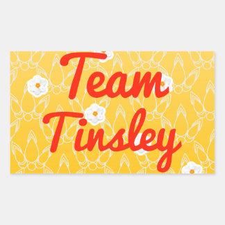 Team Tinsley Sticker