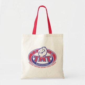 Team TNT Tote Bag