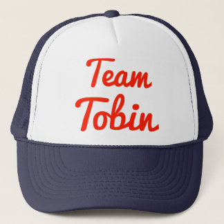 Team Tobin Trucker Hat