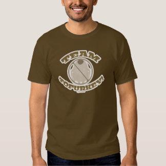 Team Tofurkey Vegetarian T-shirt