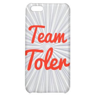 Team Toler Case For iPhone 5C