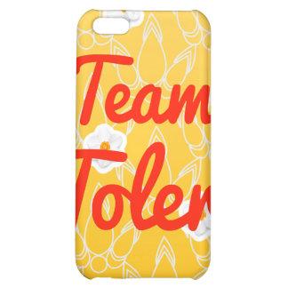 Team Toler iPhone 5C Cases